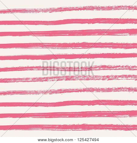 Brush strokes lines isolated on white background. Brush strokes lines color background. Vector brush strokes.