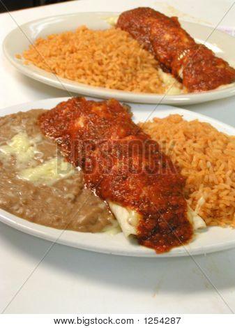 Burrito Platter 3