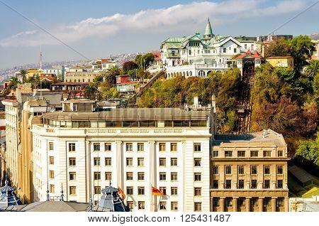 Baburizza Palace On A Hill