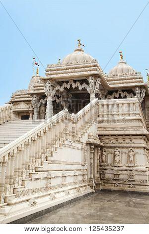 Mandir Shri Swaminarayan Temple in Toronto, Canada