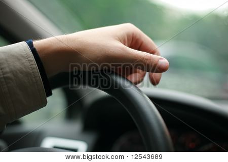Driver's Hand