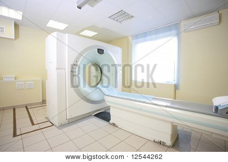 CT Scanner room