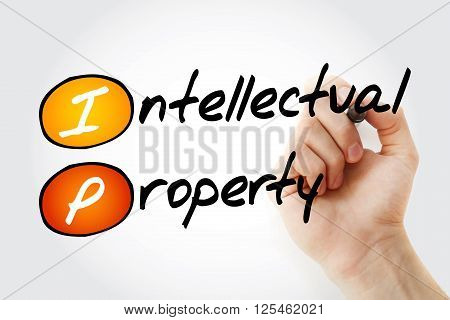 Hand Writing Ip - Intellectual Property