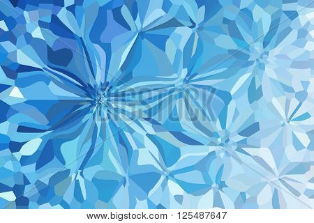Abstract Background Fresh Summer Blue Colour Tone