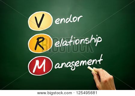 Vendor Relationship Management
