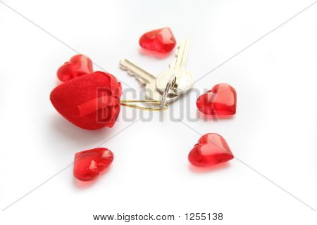 Keys From The Heart