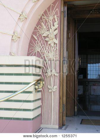 Art Deco Doorway