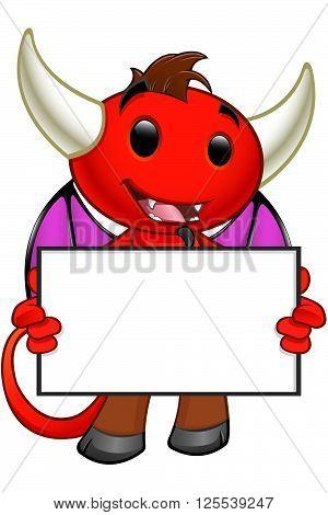 Devil Character - Set Up