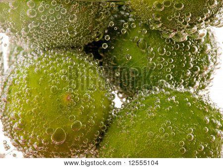 Effervescent key limes