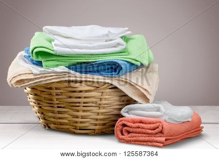 Laundry Towels.