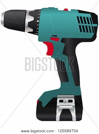 Electric Battery Drill
