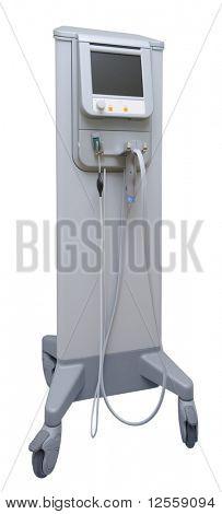 Medical equipment for skin rejuvenation