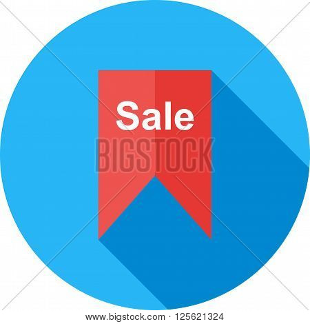 Sold, tag, sale icon vector image. Can also be used for marketing. Suitable for use on web apps, mobile apps and print media.