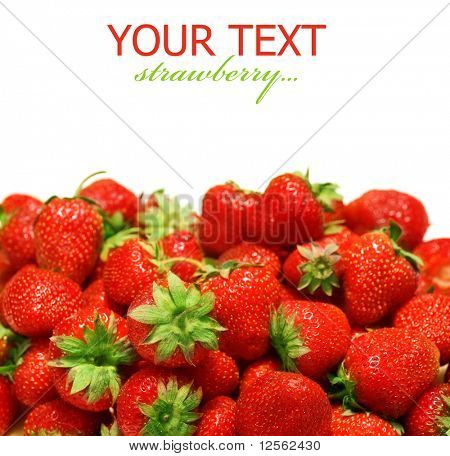 Strawberries Border