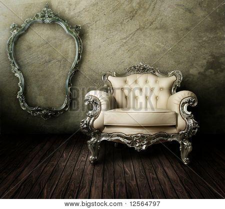 Grunge Styled Interior