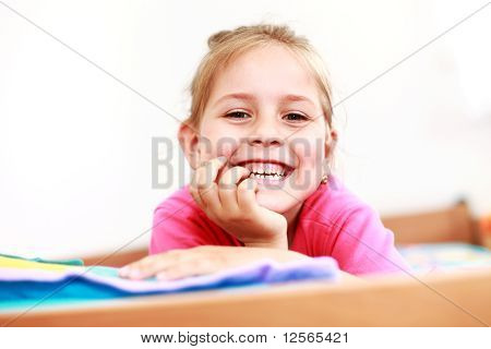 Cute Smiling Girl