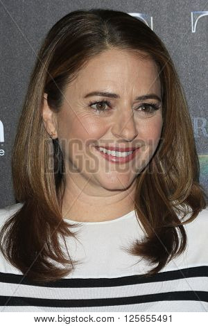 LAS VEGAS - APR 12:  Annie Mumolo at the STX Photocall - Cinemacon at the Caesars Palace on April 12, 2016 in Las Vegas, NV