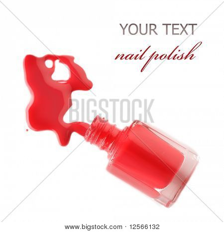 Nail Polish Splash