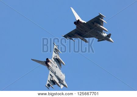 Ef2000 Eurofighter Typhoon