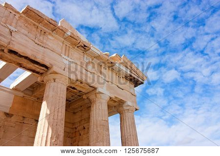 The Propylaea