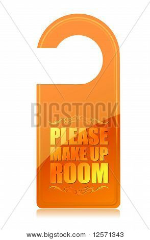 Please make up room