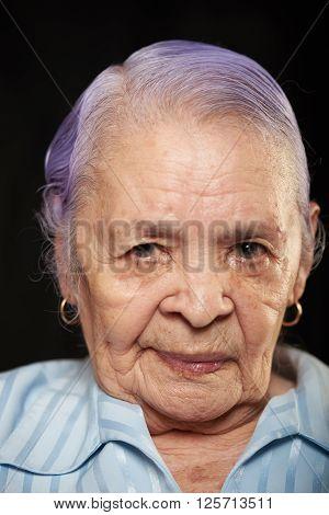Old Grumpy Grandma