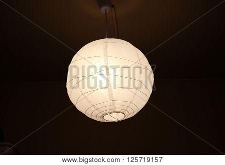 Haloween decorative light ball, warm light ball