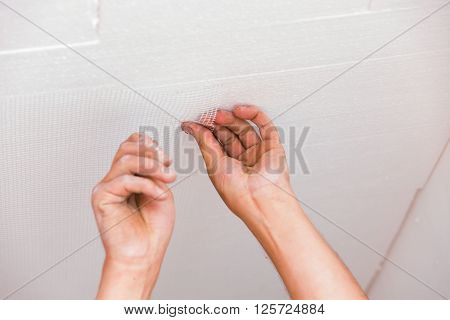 Crack Prevention On Wall