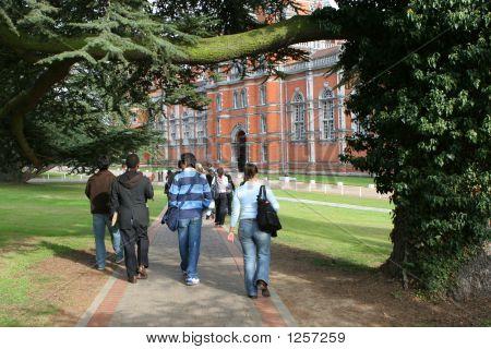 College Walk