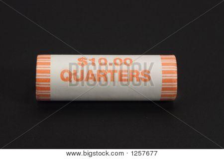 Roll Of Quarters