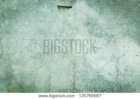 Zinc Grunge Texture Background