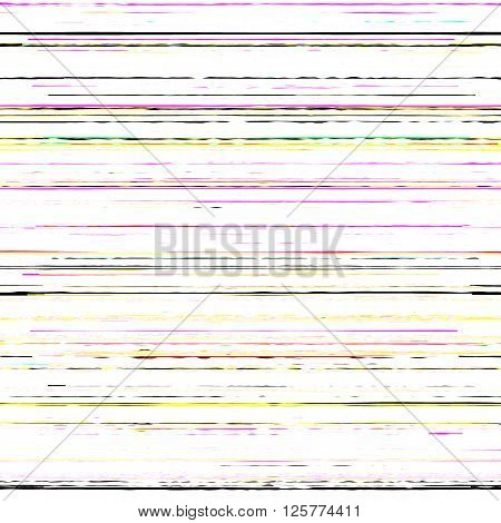 Vintage background texture for booklet, book covers and other usages. Glitchy striped texture. Abstract retro pattern.