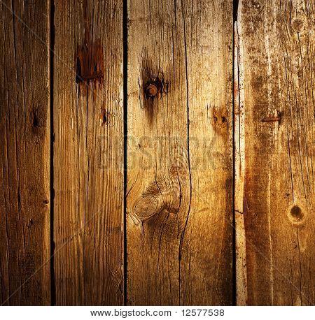 Fondo de madera antiguo