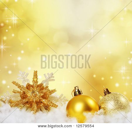 Christmas Border Design.Abstract Holiday Background