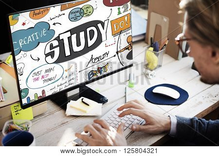 Study Learning Understanding Education Insight Concept