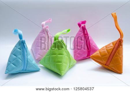 Purse triangle of thailand 