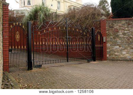 Big House Gates