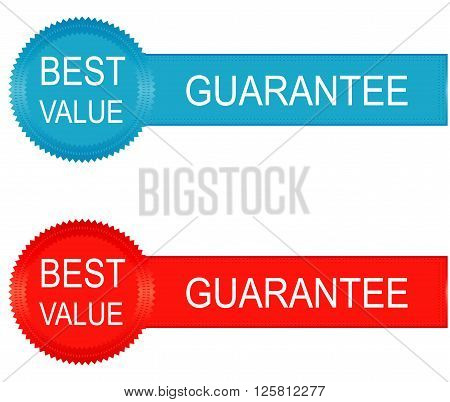 best value. Set of vector badges and stickers
