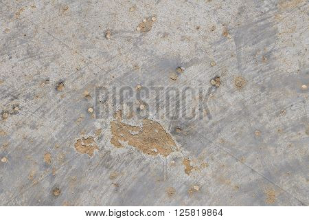 Defects In Grunge Concrete Wall Or Floor