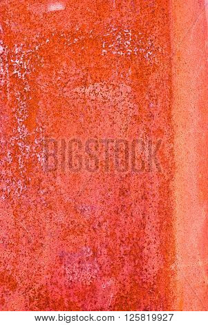 Oxidized Material - Close Up Of A Textured Oxidized Surface.background Design