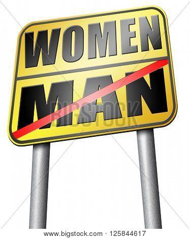 men women gender differences