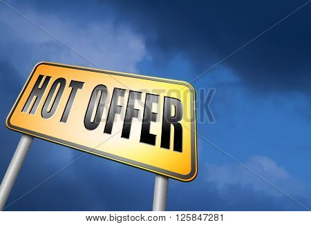 hot offer best sales price