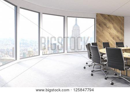 Boarding Room Nyc Panoramic