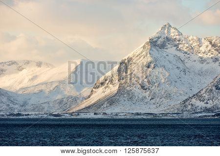 Gimsoystraumen, Lofoten Islands, Norway