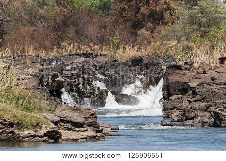 Popa Falls Namibia