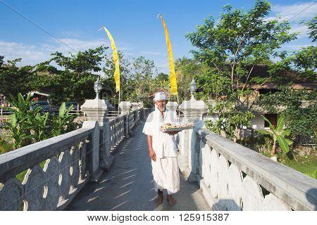 Old Man Monk
