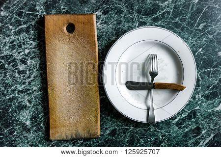 End Of Breakfast