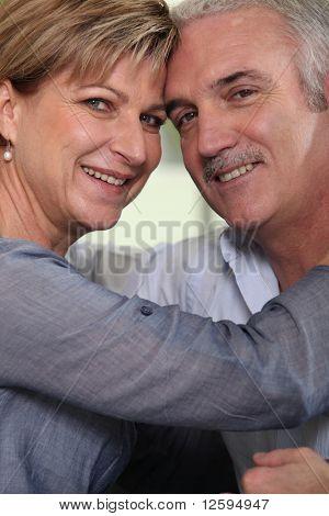Accompliceship of a senior couple