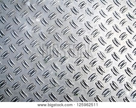 Rustic metal grunge manhole cover texture surface