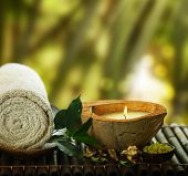 stock photo of aromatic  - Spa - JPG